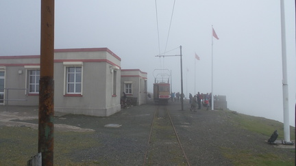 Snaefell Summit