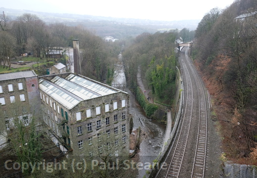 New Mills Central