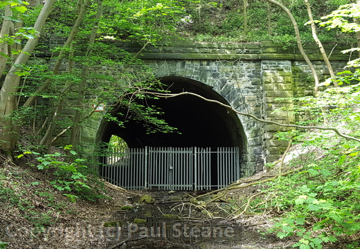 Silkstone No.1 tunnel
