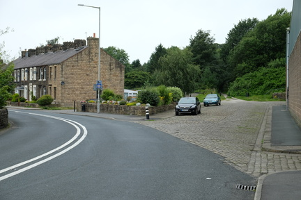 Winewall Road, Colne