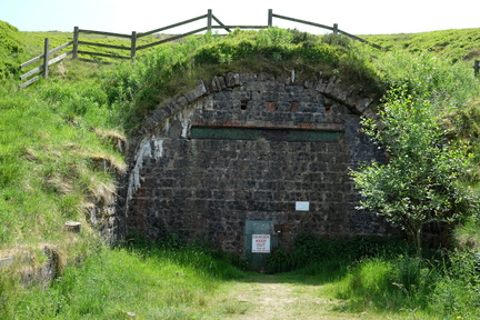 Burbage tunnel