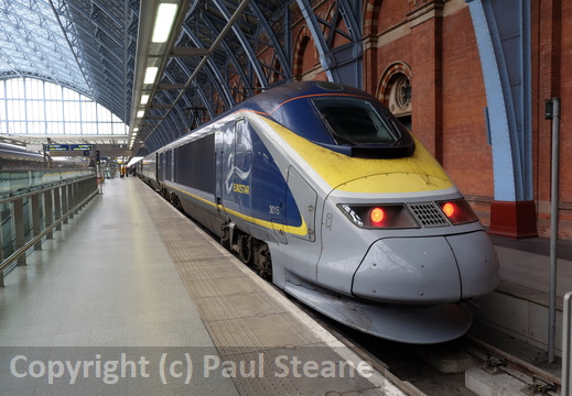 London St Pancras International