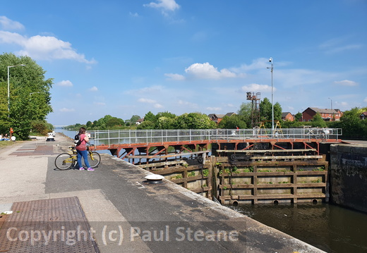 Latchford locks