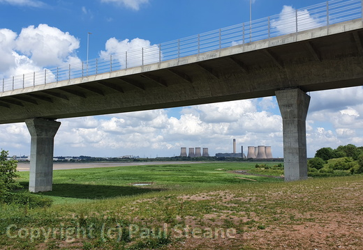 Mersey Gateway bridge