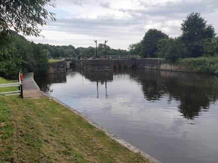 Saltersford Locks