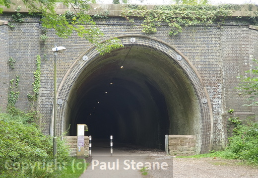 Ashbourne (Church St) tunnel