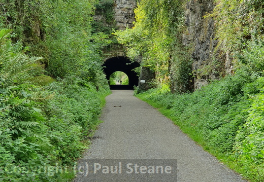 Hopton tunnel